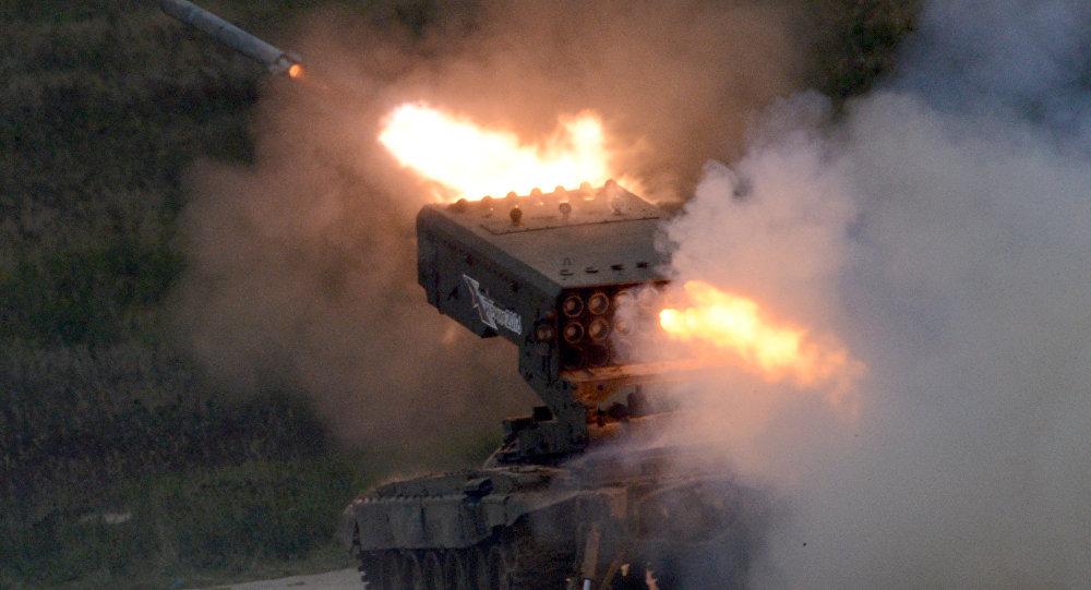 آلة المدفعية سولنتسيبيوك