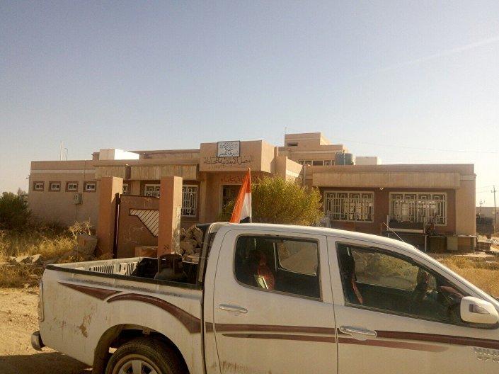 هدية عيد من القوات العراقية للشعب بهزيمة داعش
