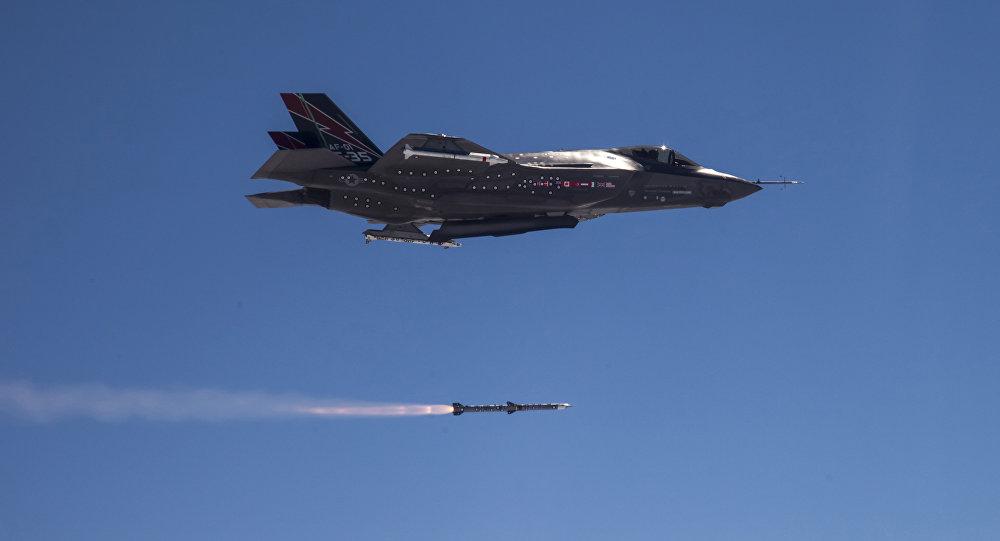 مقاتلة إف-35أ