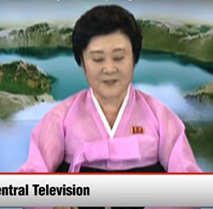 التقرير التلفزيوني الكوري الشمالي