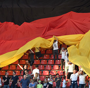 جمهور المنتخب الألماني