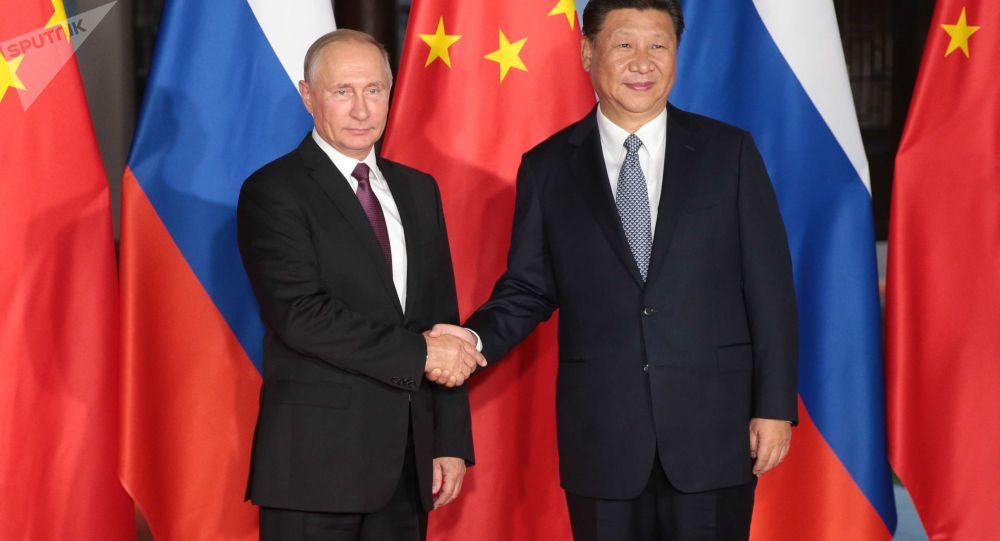 زيارة الرئيس الروسي فلاديمير بوتين إلى الصين، 3 سبتمبر/ أيلول 2017