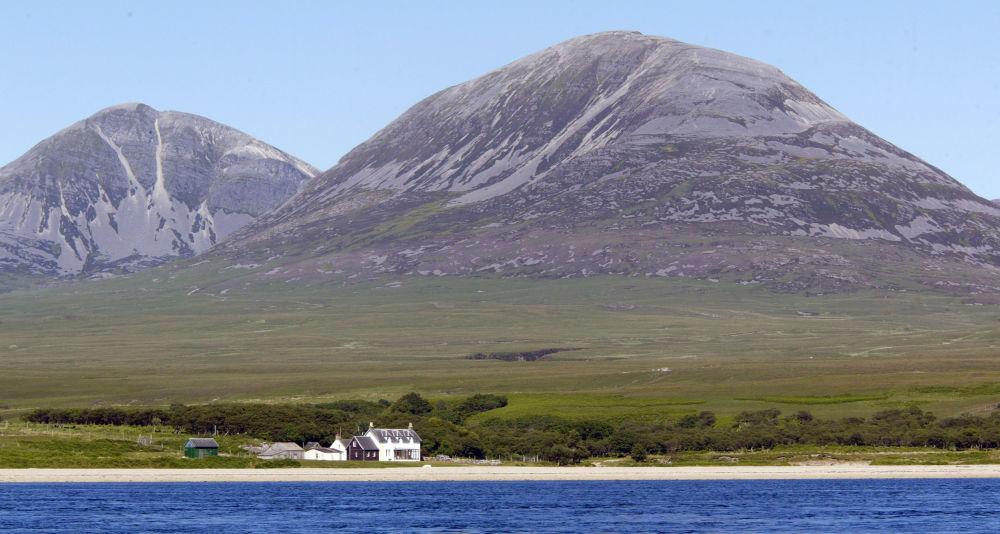 ساحل اسكتلندا
