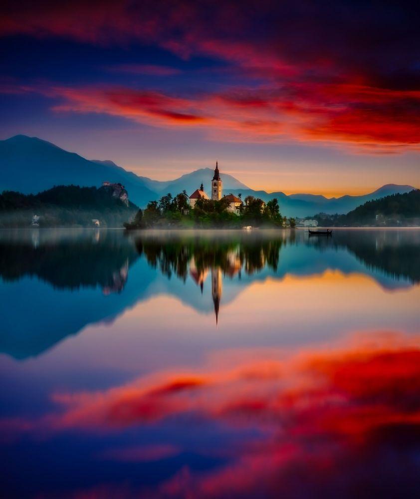 بحيرة بليد، سلوفينيا
