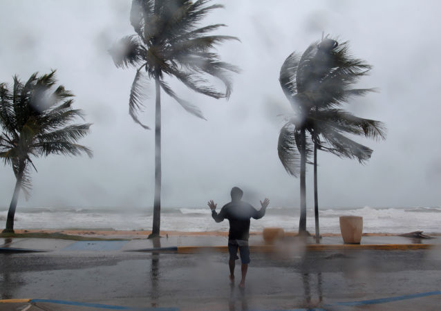 إعصار إيرما في بورتو ريكو، 6 سبتمبر/ أيلول 2017