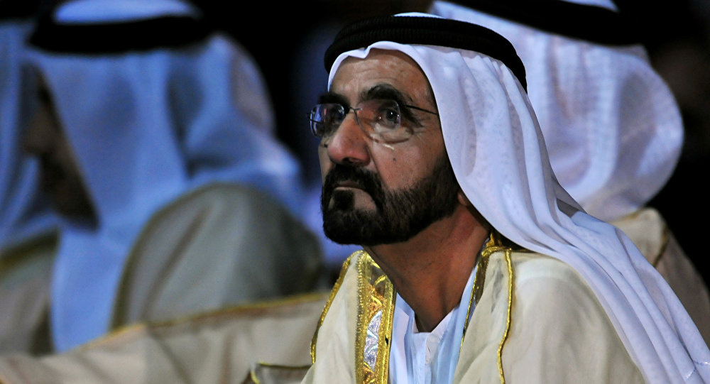 الشيخ محمد بن راشد آل مكتوم - حاكم دبي
