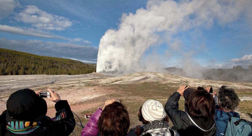 بركان يلوستون