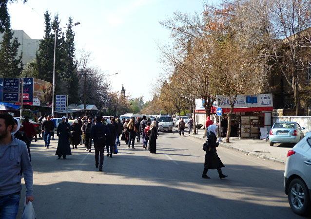 البطالة في سوريا