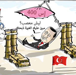 أردوغان يوبخ الولايات المتحدة بقوة