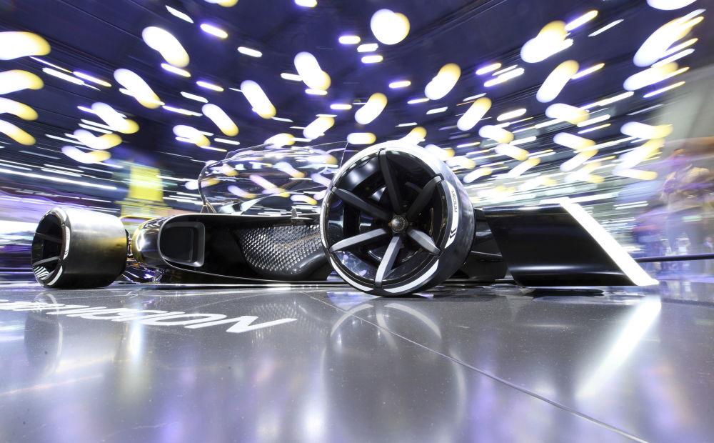 رينو آر.إس. 2027 في معرض فرانكفورت للسيارات