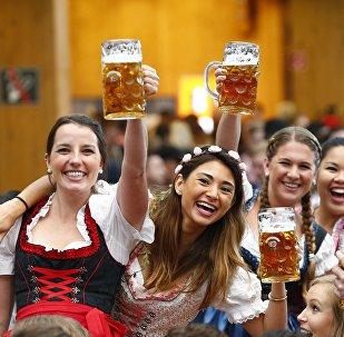 مهرجان البيرة في ميونخ