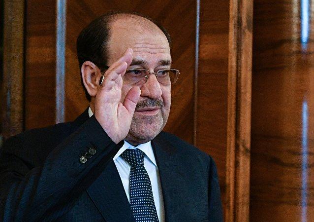 نائب الرئيس العراقي نوري المالكي يزور موسكو، 24 يوليو/تموز 2017