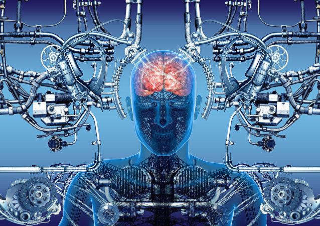التحكم الآلي والإنسان