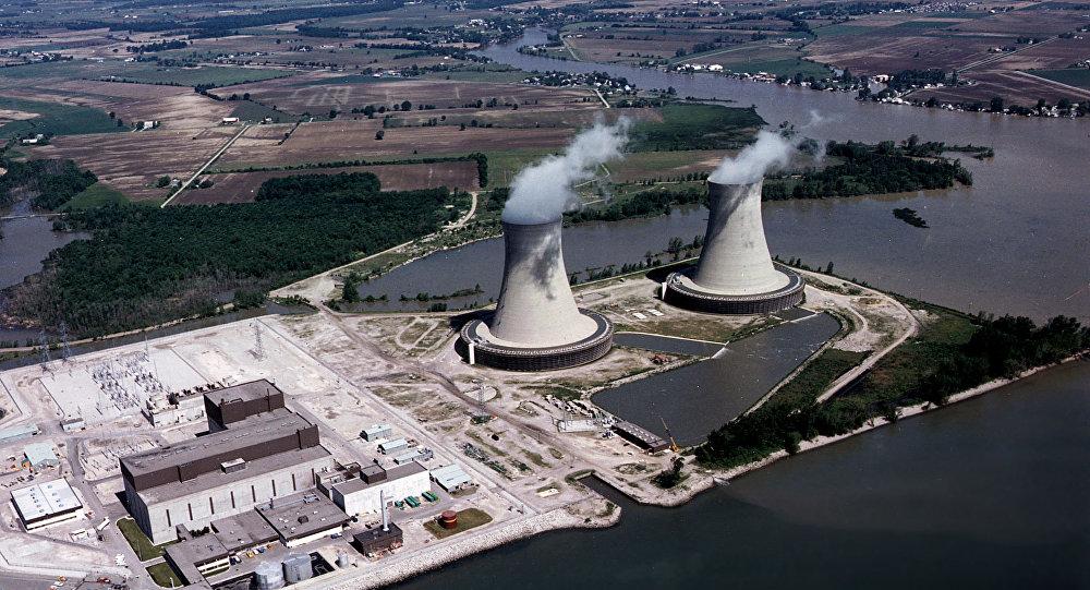المحطة الذرية في أمريكا