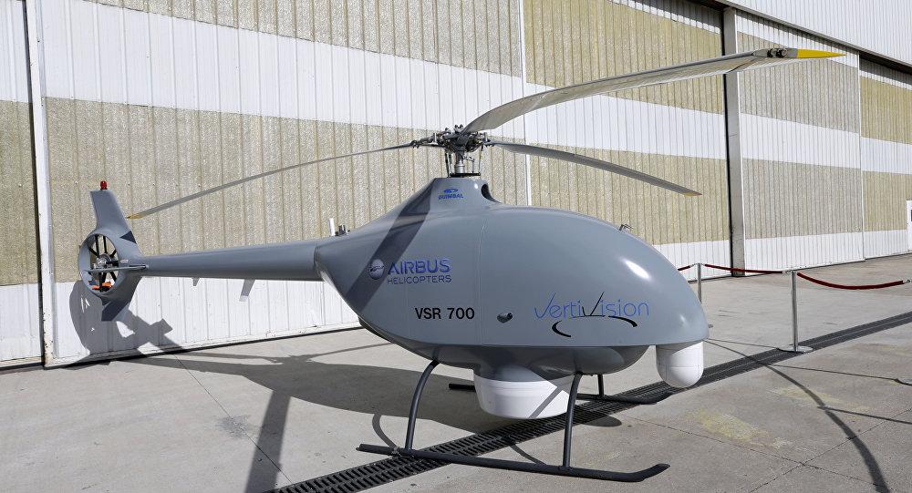 لأول مرة ...الصين تصنع طائرة هليكوبتر بدون طيار