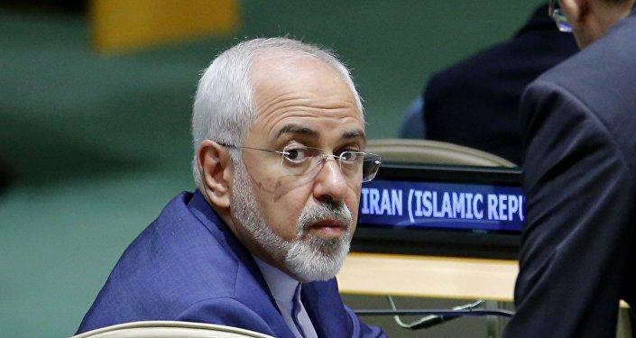 جواد ظريف في الأمم المتحدة