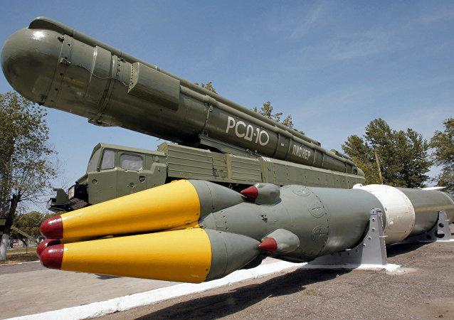 صاروخ بيونير