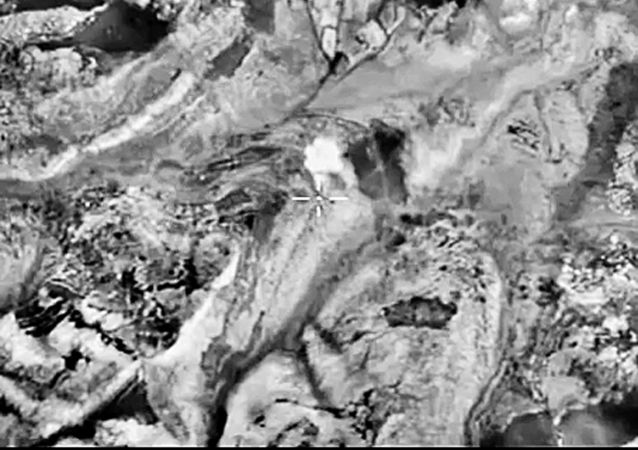 قصف مواقع الإرهاب في سوريا