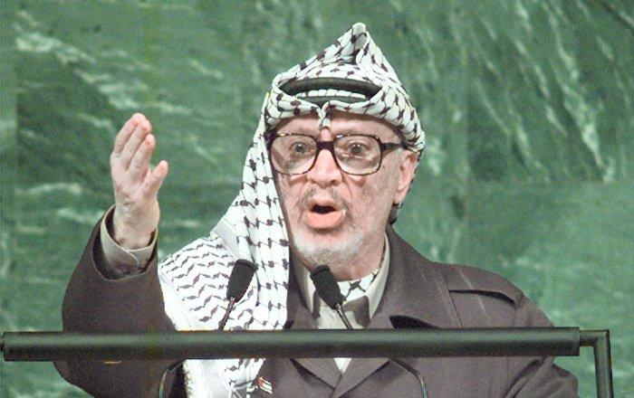 تفاصيل أول مسلسل تلفزيوني عن ياسر عرفات