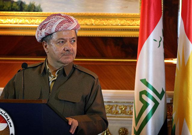 مسعود البارزاني