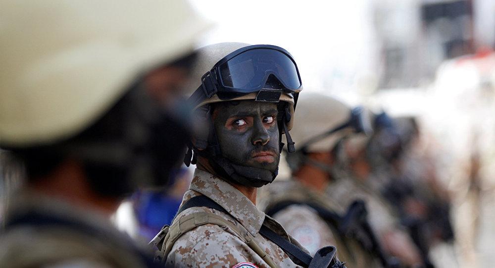 جندي من أنصار الله