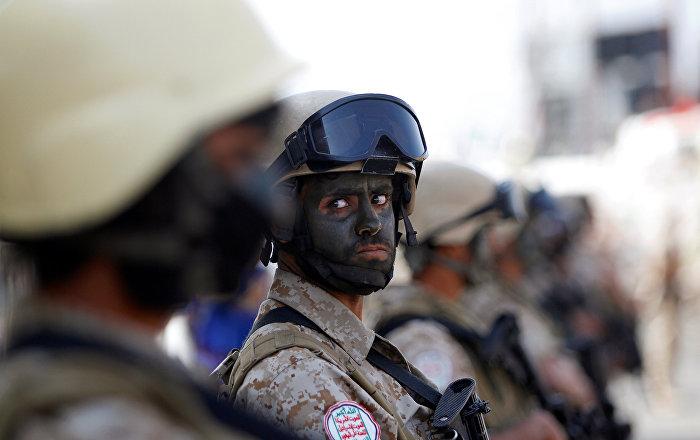 أنصار-الله-تستهدف-قوات-سعودية-ويمنية-بـ-6-صواريخ-في-جيزان