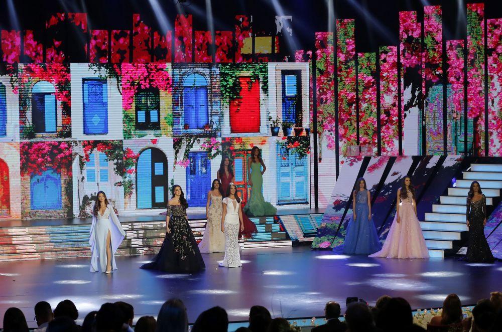 مسابقة ملكة جمال لبنان لعام 2017 - المشاركات في المسابقة، 24 سبتمبر/ أيلول 2017