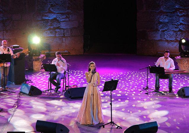 فايا يونان المسرح الروماني قرطاج