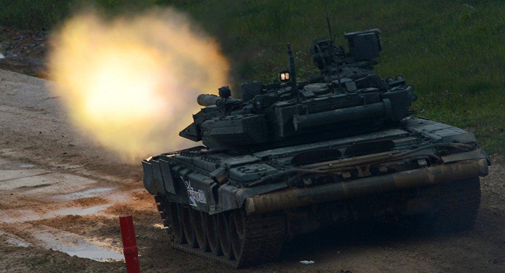 دبابة تي-90