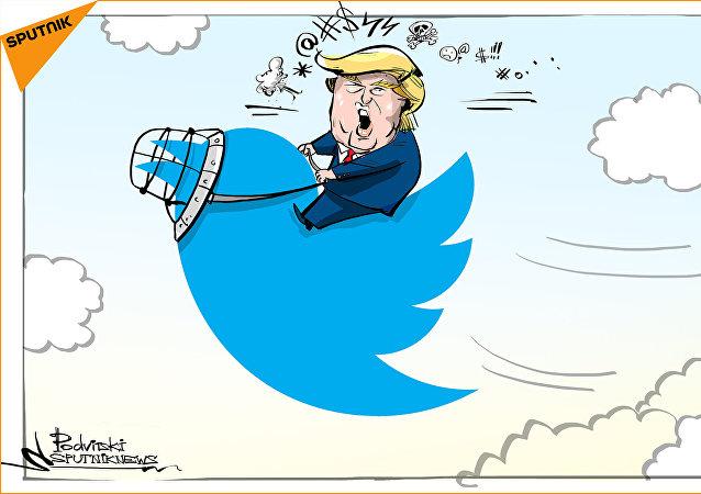 تويتر - ترامب