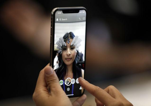 Презентация iPhone X в Калифорнии
