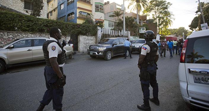 اشتباكات عنيفة في هاييتي احتجاجا على زيادة الضرائب المفروضة على السلع اليومية