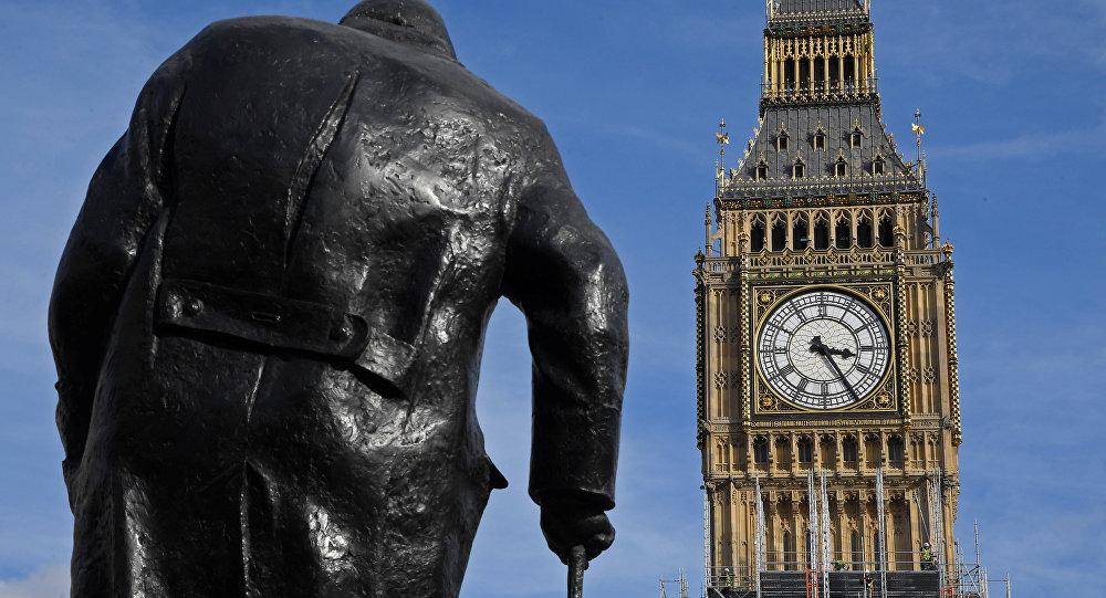 ساعة بيغ بن الشهيرة