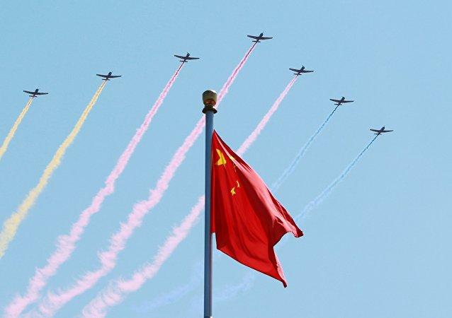 العرض العسكري في الصين
