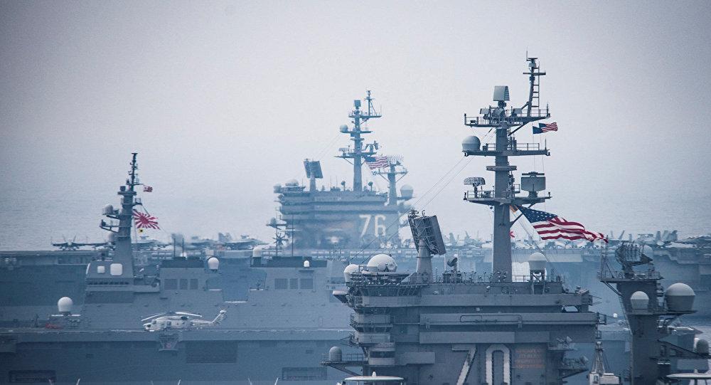 غواصة واحدة تقهر الأسطول الأمريكي