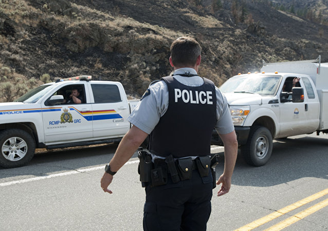 الشرطة الكندية