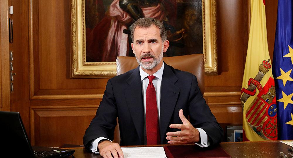 ملك إسبانيا فيليب السادس