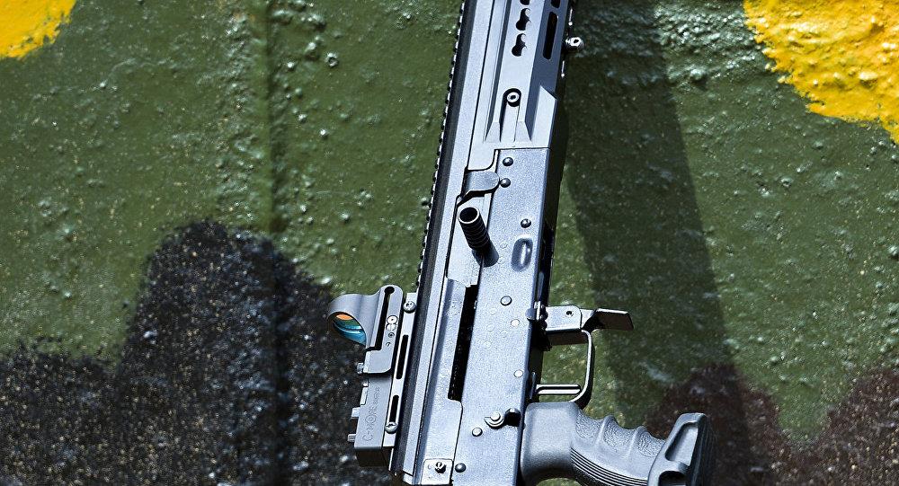 بندقية سايغا 12