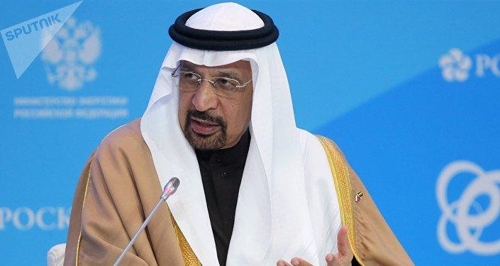 وزير الطاقة السعودي خالد الفالح، موسكو، روسيا