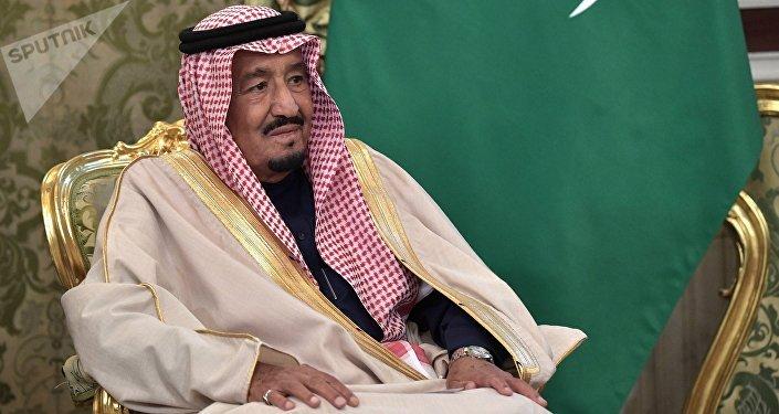 محادثات العاهل السعودي الملك سلمان بن عبد العزيز آل سعود