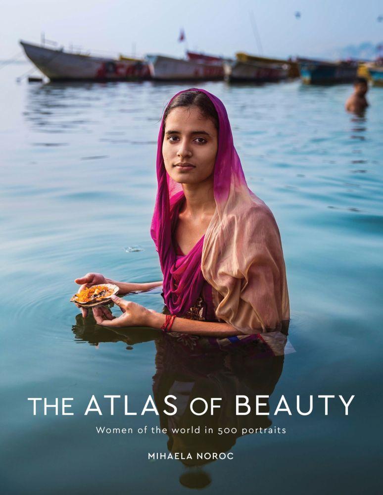كتاب أطلس الجمال (The Atlas of Beauty)  صورة لكتاب