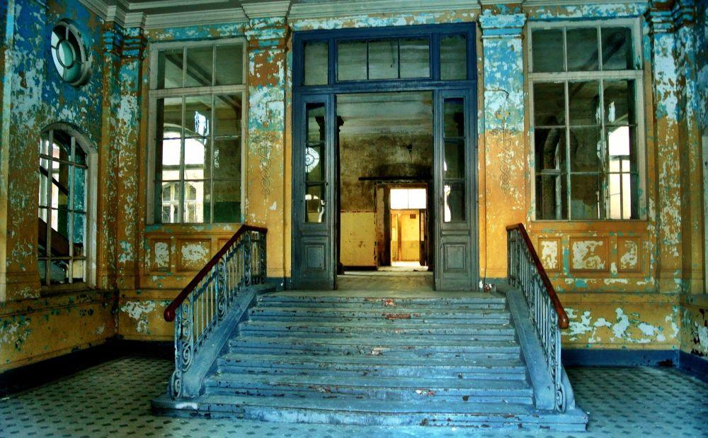 مستشفى مهجور بيليتس - هيلستيتن بالقرب من برلين