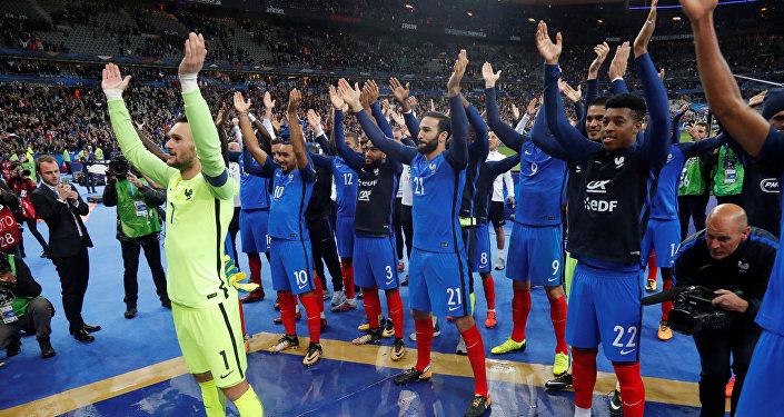 المنتخب الفرنسي