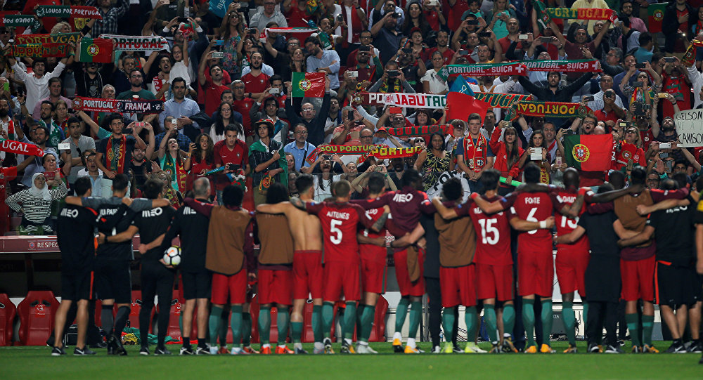 منتخب البرتغال