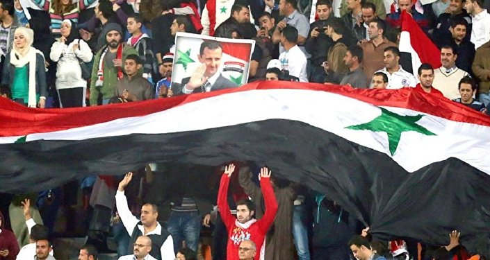 المنتخب السوري لكرة القدم
