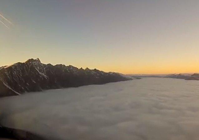 فيديو من قمرة القيادة