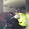 عامل يسرق حقائب الركاب بالمطار