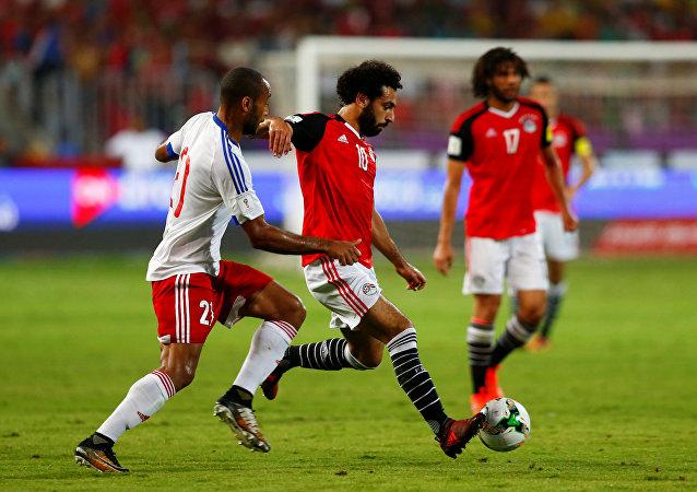 لقاء منتخب مصر أمام الكونغو