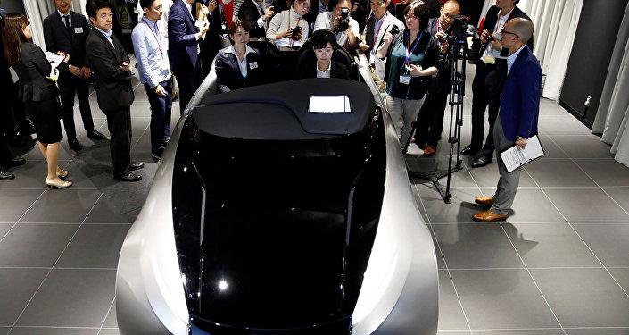 سيارة ميتسوبيشي الذكية