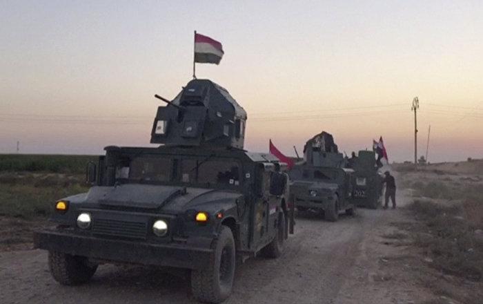 وفاة قائد الفرقة الذهبية العراقية